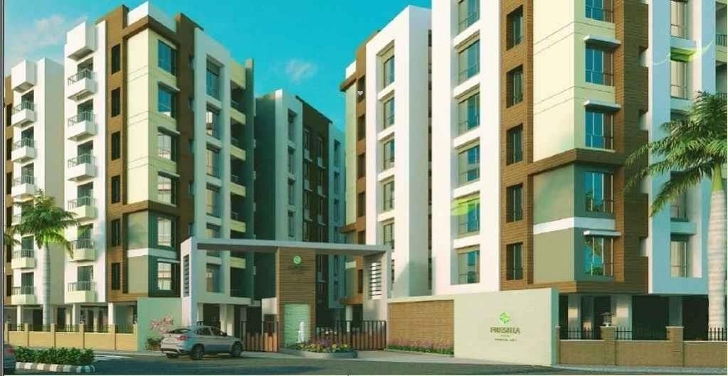 1220 sqft, 2 bhk Apartment in Builder Project Rajarhat, Kolkata at Rs. 48.6400 Lacs