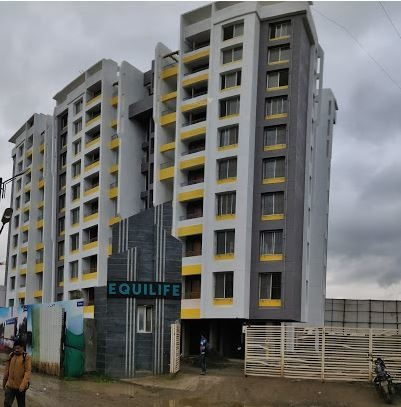 993 sqft, 2 bhk Apartment in Pristine Equilife Homes Phase 1 Mahalunge, Pune at Rs. 62.0000 Lacs