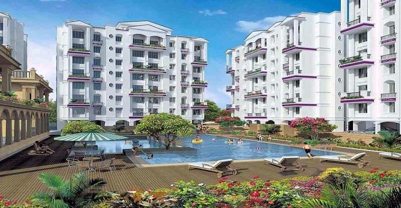 587 sqft, 1 bhk Apartment in Puraniks Aldea Anexo Baner, Pune at Rs. 41.0000 Lacs