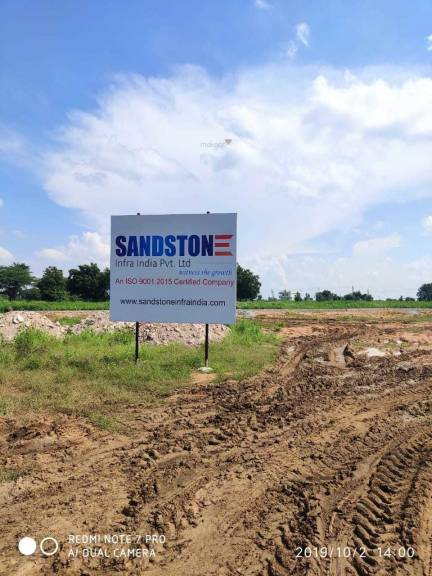 1350 sqft, Plot in Sandstone Spring City Sultanpur, Hyderabad at Rs. 27.0000 Lacs