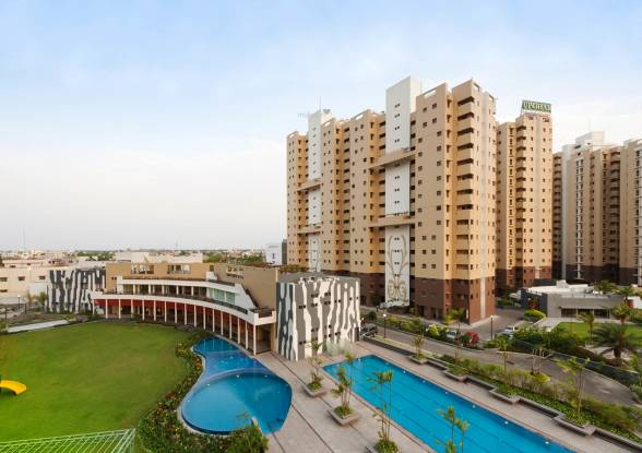 1200 sqft, 2 bhk Apartment in Ambuja Upohar The Condoville Garia, Kolkata at Rs. 95.0000 Lacs