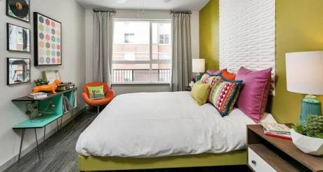 1350 sqft, 3 bhk Apartment in Antriksh New Dwarka Residency Chhawla, Delhi at Rs. 48.6000 Lacs