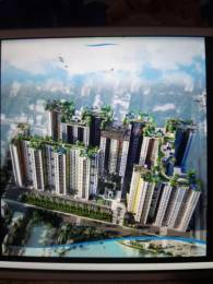 1140 sqft, 3 bhk Apartment in Siddha Eden Lakeville Bonhooghly on BT Road, Kolkata at Rs. 52.4400 Lacs