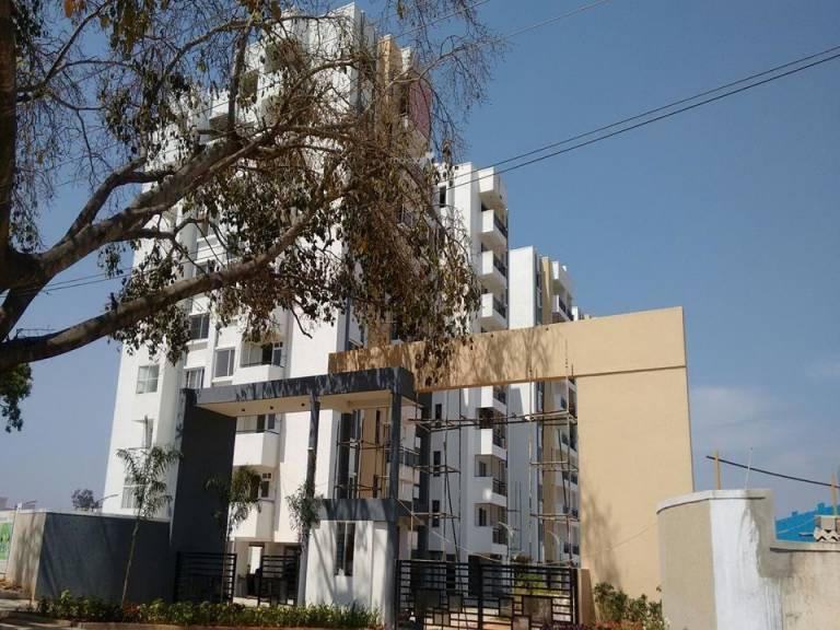 1039 sqft, 2 bhk Apartment in Builder Project Mandur, Bangalore at Rs. 45.0000 Lacs