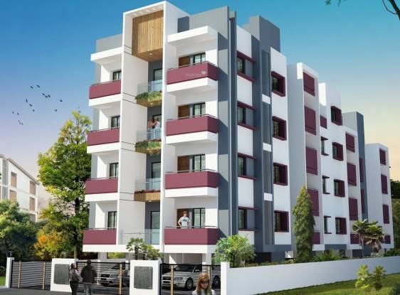 1450 sqft, 3 bhk Apartment in Builder Project Kondapur, Hyderabad at Rs. 82.6500 Lacs
