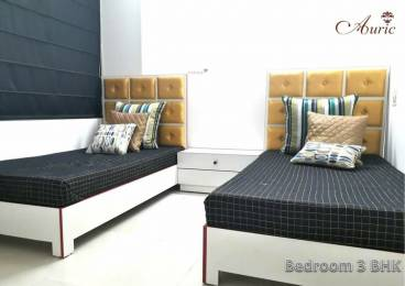 1100 sqft, 3 bhk Apartment in Auric City Homes Sector 82, Faridabad at Rs. 30.0000 Lacs