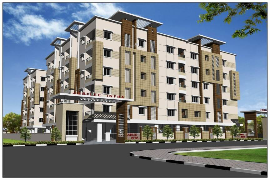 1830 sqft, 3 bhk Apartment in Builder Project Kondapur, Hyderabad at Rs. 1.3200 Cr