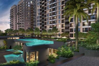 1101 sqft, 3 bhk Apartment in PS One10 New Town, Kolkata at Rs. 76.0000 Lacs