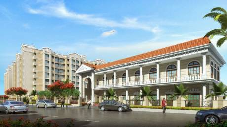 585 sqft, 1 bhk Apartment in Raj Tulsi V City Phase I Vangani, Mumbai at Rs. 17.0000 Lacs