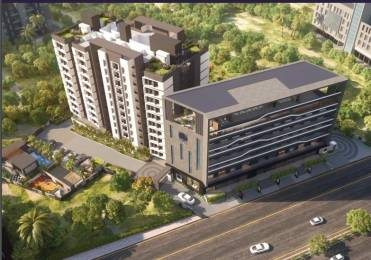 900 sqft, 2 bhk Apartment in Excellaa Excellaa Residency Ambegaon Budruk, Pune at Rs. 64.0000 Lacs