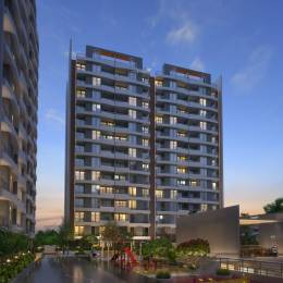 1304 sqft, 3 bhk Apartment in Mantra Park View Phase 1 Building A1 A2 Dhayari, Pune at Rs. 83.0000 Lacs