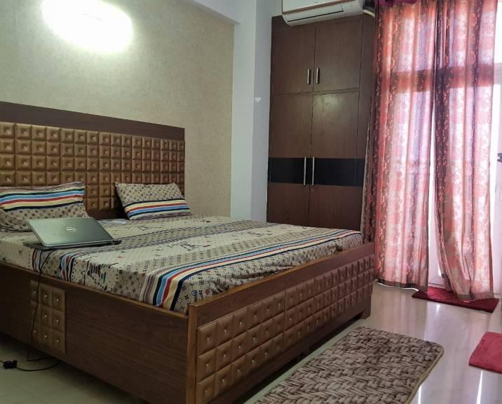 1075 sqft, 2 bhk Apartment in Rishabh Cloud 9 Skylish Towers Shakti Khand, Ghaziabad at Rs. 52.1000 Lacs