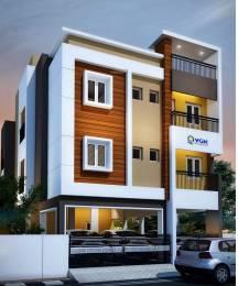 1314 sqft, 3 bhk Apartment in VGK Aaradhana Chromepet, Chennai at Rs. 80.8110 Lacs