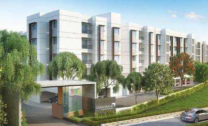 622 sqft, 1 bhk Apartment in Builder Project Korattur, Chennai at Rs. 39.5000 Lacs