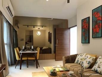 2000 sqft, 3 bhk Villa in Wadhwa Magnolia Cluster 4 Panvel, Mumbai at Rs. 1.6500 Cr