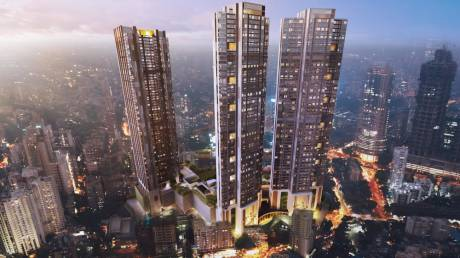 1548 sqft, 3 bhk Apartment in Rustomjee Crown Phase 2 Prabhadevi, Mumbai at Rs. 5.9200 Cr