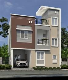 1100 sqft, 2 bhk Villa in Builder Project Kolathur, Chennai at Rs. 48.0000 Lacs