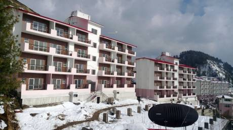 615 sqft, 1 bhk Apartment in Sandwoods Windsor Suites Bharari, Shimla at Rs. 44.0000 Lacs