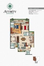 1440 sqft, 3 bhk Apartment in Affinity Greens PR7 Airport Road, Zirakpur at Rs. 63.0000 Lacs