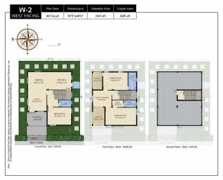1735 sqft, 3 bhk Apartment in Builder Project Kollur, Hyderabad at Rs. 68.9663 Lacs