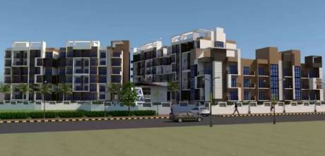 1120 sqft, 3 bhk Apartment in Sai Shradha The Green Crest Taloja, Mumbai at Rs. 64.0000 Lacs