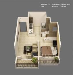 1200 sqft, 2 bhk IndependentHouse in Builder Project Potheri, Chennai at Rs. 44.4000 Lacs