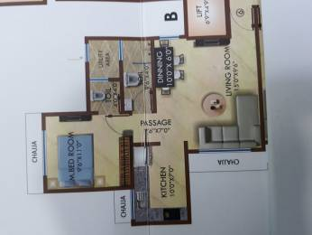 650 sqft, 1 bhk Apartment in Heritage Arunoday Heritage Bhandup West, Mumbai at Rs. 1.0000 Cr