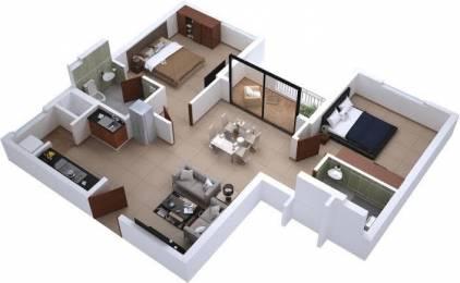 800 sqft, 1 bhk Apartment in Builder Project Raji Reddy Nagar, Hyderabad at Rs. 66.0000 Lacs