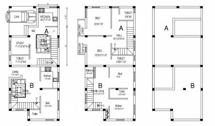 1338 sqft, 2 bhk IndependentHouse in Builder Project Korattur, Chennai at Rs. 80.0000 Lacs