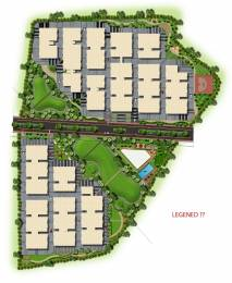 1300 sqft, 2 bhk Apartment in Tranquillo Projects MPR Urban City Patancheru, Hyderabad at Rs. 40.9500 Lacs