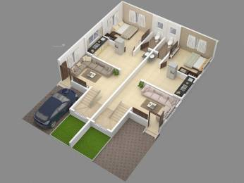 1197 sqft, 3 bhk IndependentHouse in Builder Project Lohegaon, Pune at Rs. 55.0000 Lacs