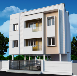 940 sqft, 1 bhk Apartment in Builder Project Vadapalani, Chennai at Rs. 75.2000 Lacs