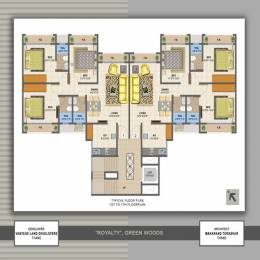 1359 sqft, 3 bhk Apartment in Builder Project Shil Phata, Mumbai at Rs. 59.0000 Lacs
