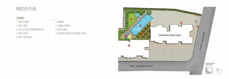 1072 sqft, 2 bhk Apartment in Lodha Codename Great Deal Lower Parel, Mumbai at Rs. 2.9900 Cr