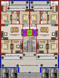 2250 sqft, 3 bhk BuilderFloor in Builder Project Sector 91, Faridabad at Rs. 68.0000 Lacs