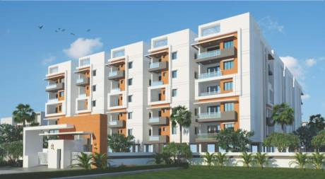 1100 sqft, 2 bhk Apartment in Builder Project Bollaram, Hyderabad at Rs. 38.5000 Lacs