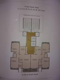 1180 sqft, 2 bhk Apartment in Satyam 17 West Sanpada, Mumbai at Rs. 1.8500 Cr