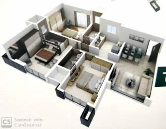 1340 sqft, 3 bhk Apartment in Pavan Sheth Park Residency Borivali East, Mumbai at Rs. 1.6800 Cr