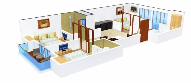 Punit Homes 2 (4BHK+4T (1,450 sq ft) Apartment 1450 sq ft)