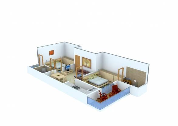 Punit Homes 10 (2BHK+2T (999.97 sq ft) Apartment 999.97 sq ft)