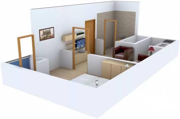 Jai Shree Balaji Paryavaram Complex (1BHK+1T (450 sq ft) Apartment 450 sq ft)