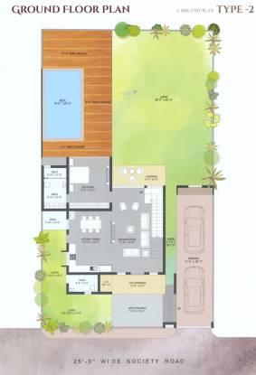 M M P Krisha Farms (3BHK+4T (1,886.38 sq ft) Villa 1886.38 sq ft)