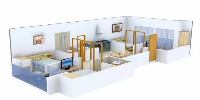 Punit Homes 7 (4BHK+4T (1,450 sq ft) Apartment 1450 sq ft)