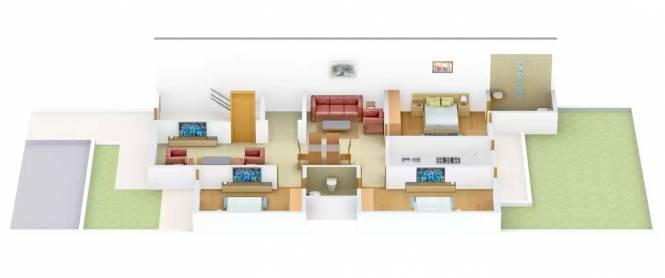 Avighna Avighna 225 Sector 45 (3BHK+3T (1,250 sq ft) Apartment 1250 sq ft)