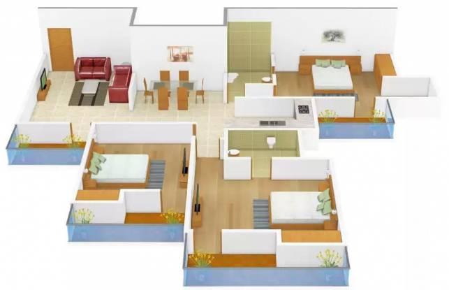 Aadhar C 96 Ardee City (3BHK+3T (2,160 sq ft) Apartment 2160 sq ft)