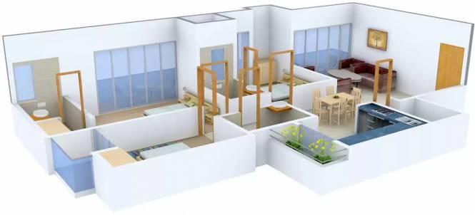 Sharma D 65 Jangpura (3BHK+3T (1,800 sq ft) Apartment 1800 sq ft)