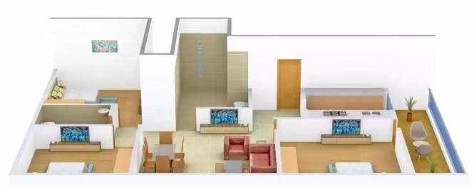 Partik Partik Floors Sec 31 Fbd (3BHK+3T (1,800 sq ft) Apartment 1800 sq ft)