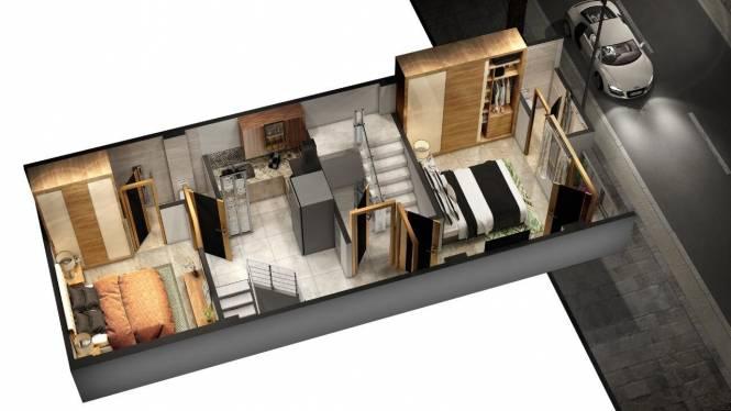 Guru Ji Welfare (2BHK+2T (700 sq ft) Apartment 700 sq ft)