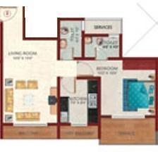 Sanghvi Arham Arcade (1BHK+1T (730 sq ft) Apartment 730 sq ft)