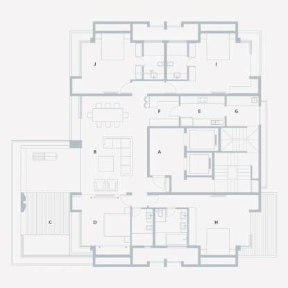 Skyi Five (4BHK+4T (3,249 sq ft) Apartment 3249 sq ft)